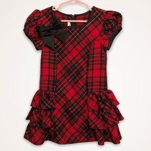 Bonnie Jean Christmas Dress 4T